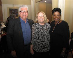 Spring Festival 2017 Richard Rohrman and his wife with Diane Johnson