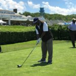 Golf Outing Dr. Yamba Pre Swing