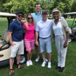 Withum, Smith and Brown foursome with NCC Outreach Coordinator and Board Member Madge Wilson.