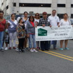NCC Adult Learning Center marchers