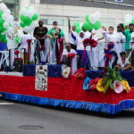 New Community Extended Care float