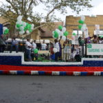 Management and Social Services float