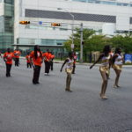 Weequahic High School performers