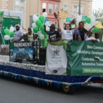 New Community Workforce Development float