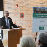 New Jersey Housing and Mortgage Finance Agency Executive Director Anthony Marchetta said half of the resources for A Better Life came from the Sandy Special Needs Housing Trust Fund.