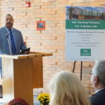 Congressman Donald Payne Jr. said he was delighted to lend his support to the project.
