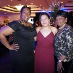 50th Gala Angela Potts Elisabeth Barahona Kathy Spivey