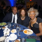 50th Gala Madge Wilson and Two Others