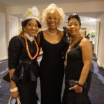 50th Gala Veronica Onwunaka Madge Wilson Donnette Burrowes-Williams