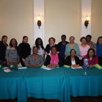 New Community's administrative professionals enjoyed an event in their honor April 25, Administrative Professionals Day.