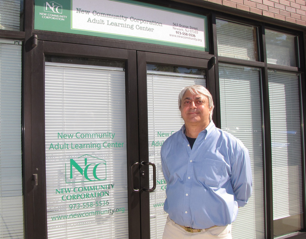 Anthony Forte teaches English as a Second Language at NCC Adult Learning Center and is also a professional musician.