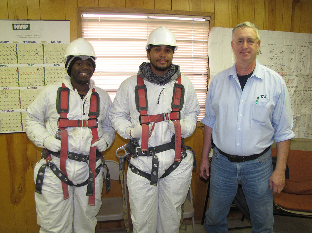 Two NCC Building Trades Students Land Construction Jobs