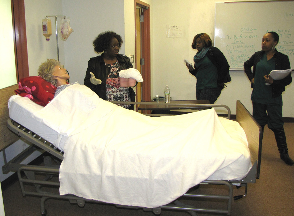 Ncc Relaunches Certified Home Health Aide Training New Community