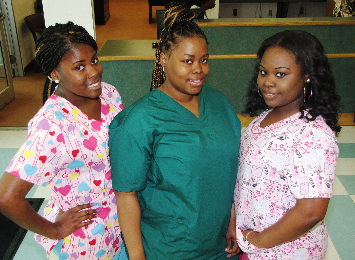 Three Home Health Aides Land Jobs After Training At Ncc New