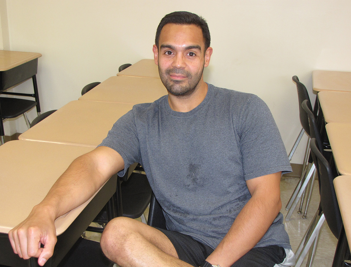 Turning Tragedy Into Motivation, GED Student Pursues Goals