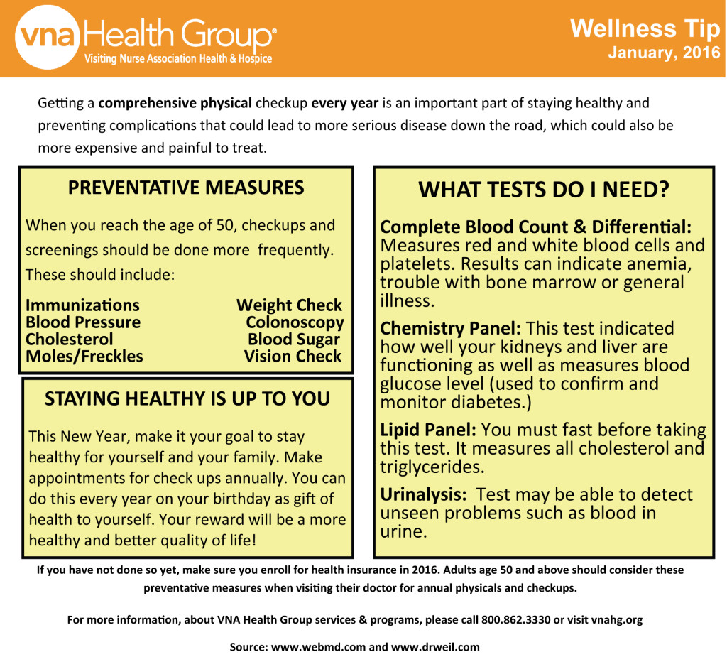 January 2016 Wellness Tip - Clarion Health Insurance