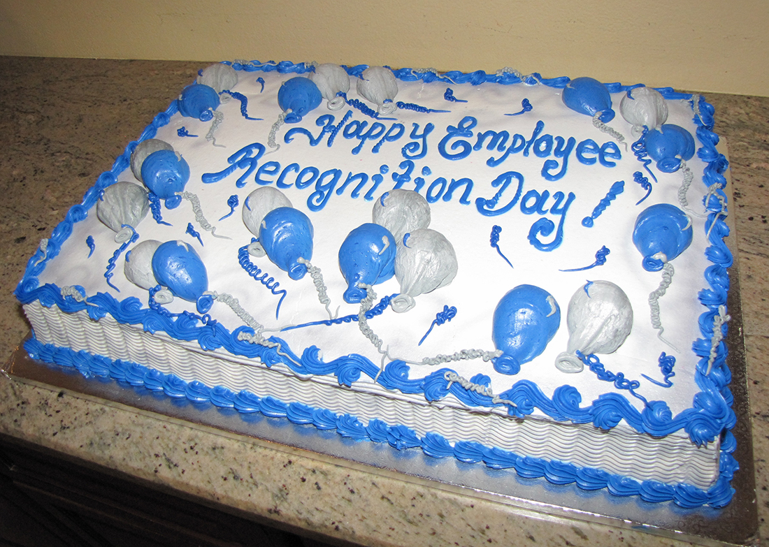 Employee Recognition 2017 Cake New Community Corporation