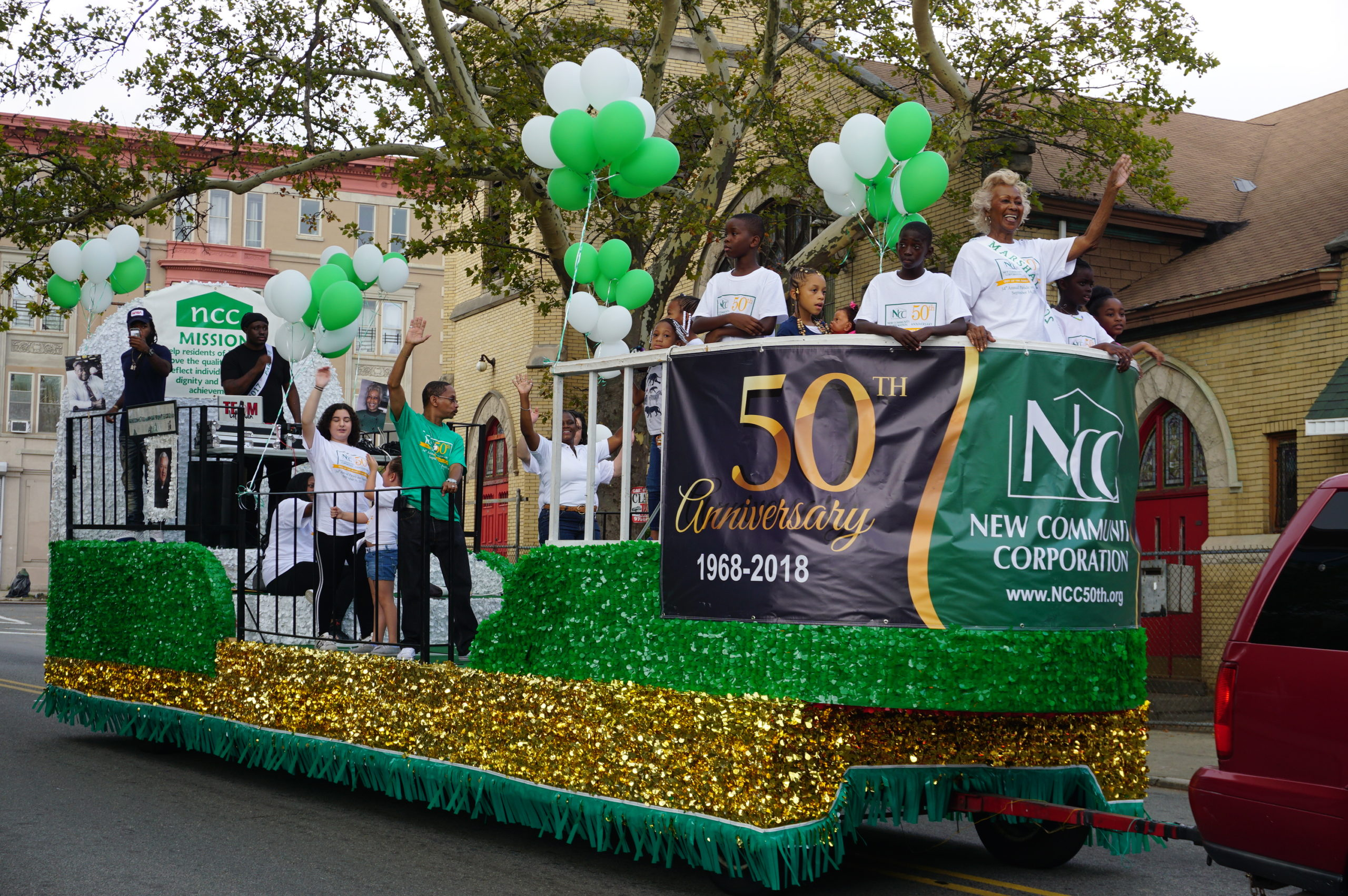 NCC Hosts 34th Annual Parade And Festival