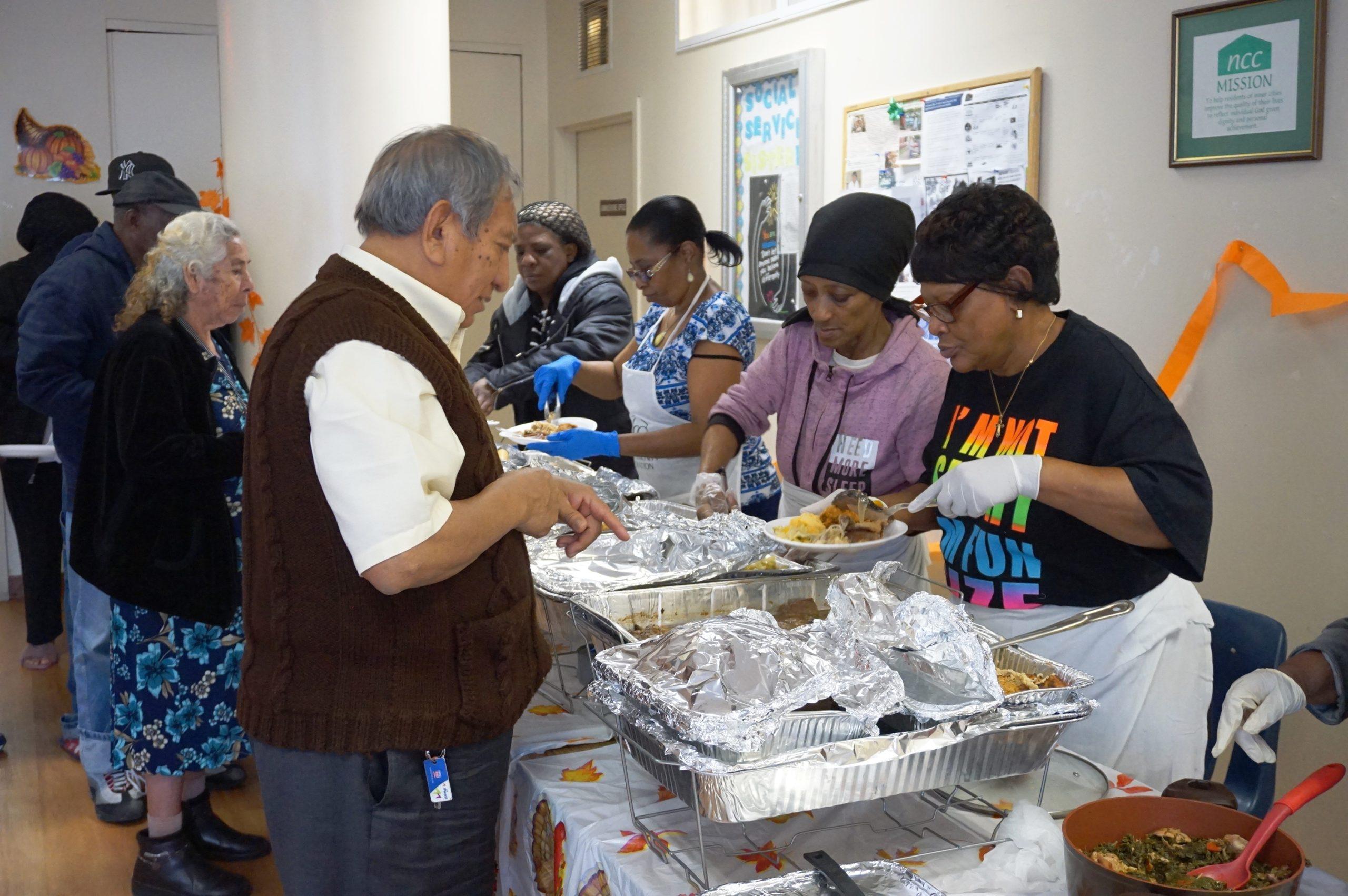 New Community Celebrates Thanksgiving 2017