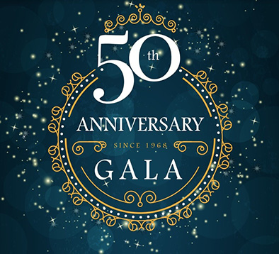 Make Plans To Attend NCC's 50th Anniversary Gala