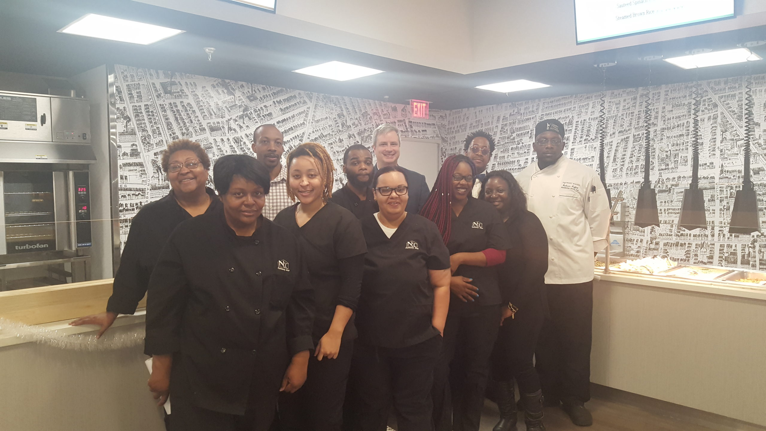 Culinary Arts Students Benefit From Gourmet Dining Partnership