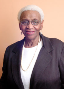 Elma T. Bateman was an original member of the Board of Directors for New Community Corporation.