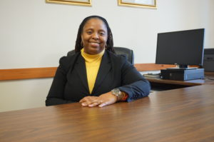 Yonette Fredericks became the Director of Harmony House Jan. 29.