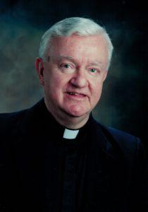 Monsignor Recent Portrait