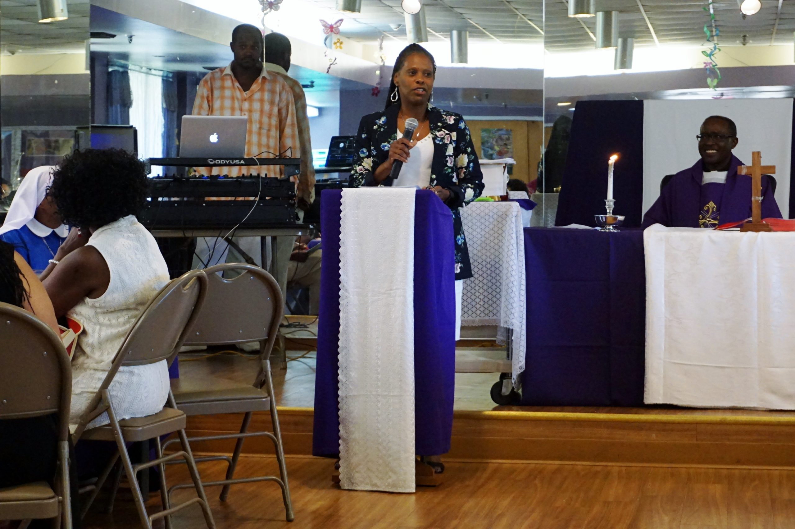 Extended Care Hosts Celebration Of NCC Founder Monsignor Linder's Life
