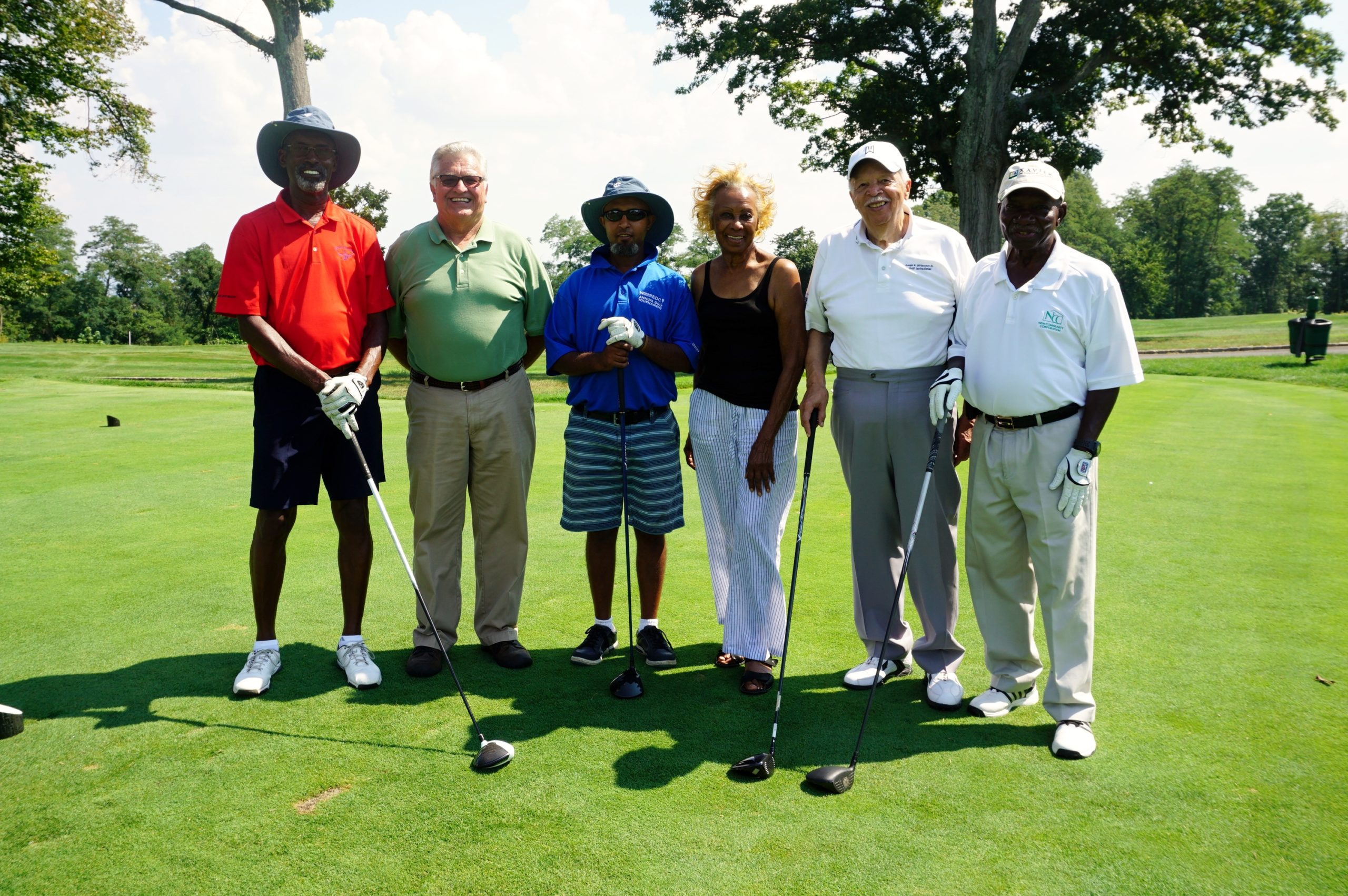 New Community Hosts 24th Annual Golf Classic