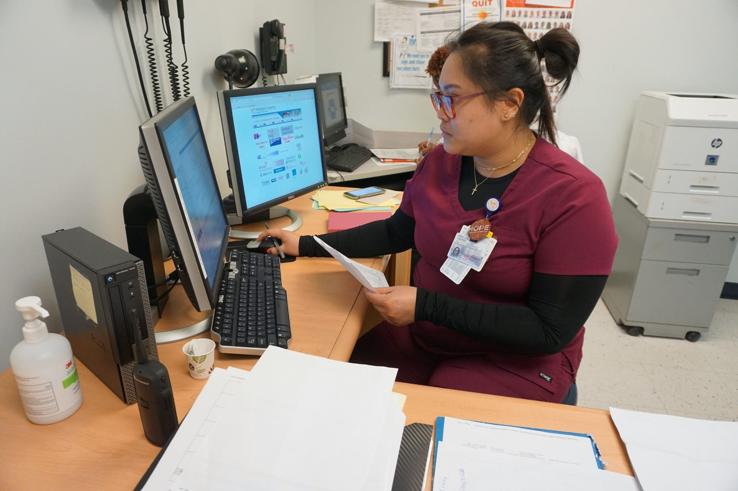 New Community Workforce Development Center Graduates Find Success At University Hospital