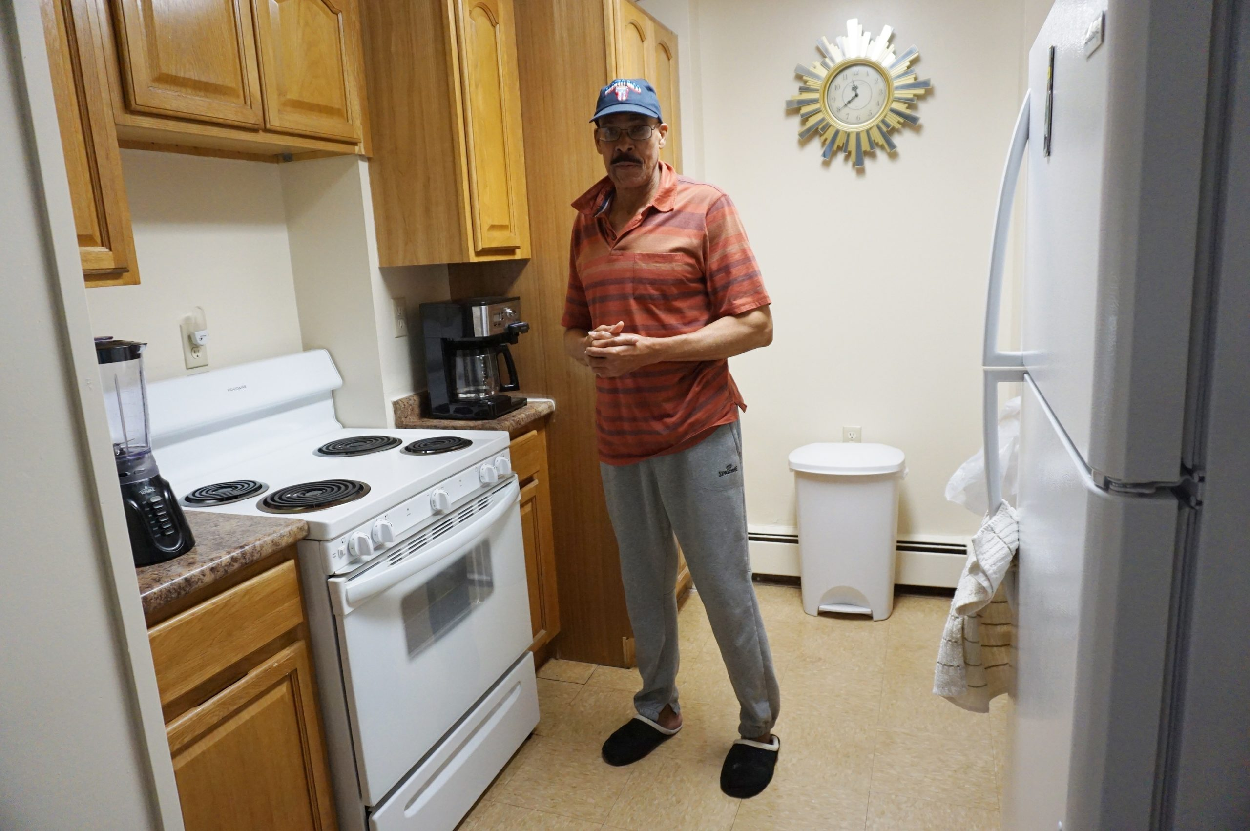 New Community Seniors Enjoy Renovated Apartments