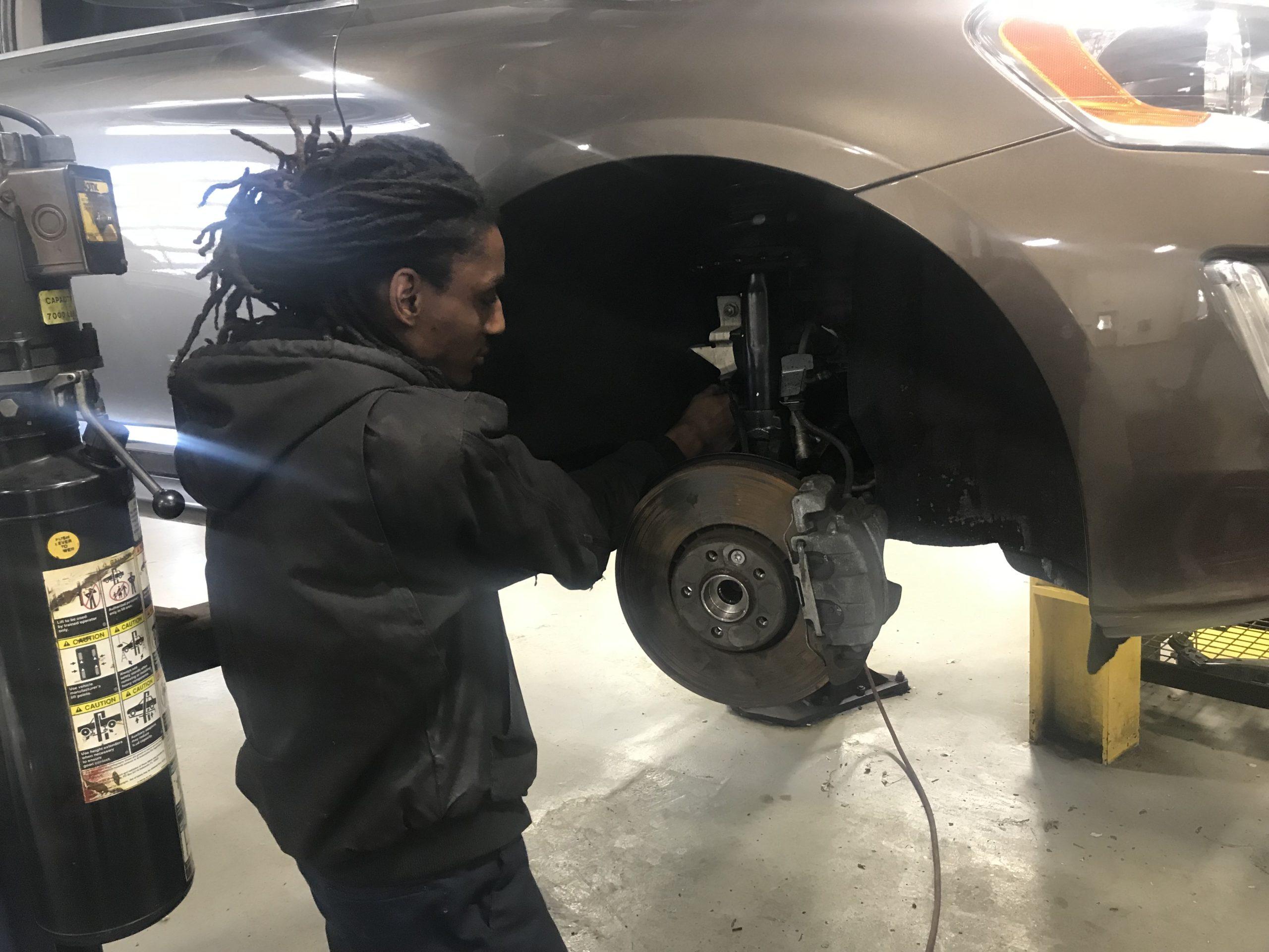 NCCTI Automotive Technician Graduate Furthers Career At Volvo Dealership