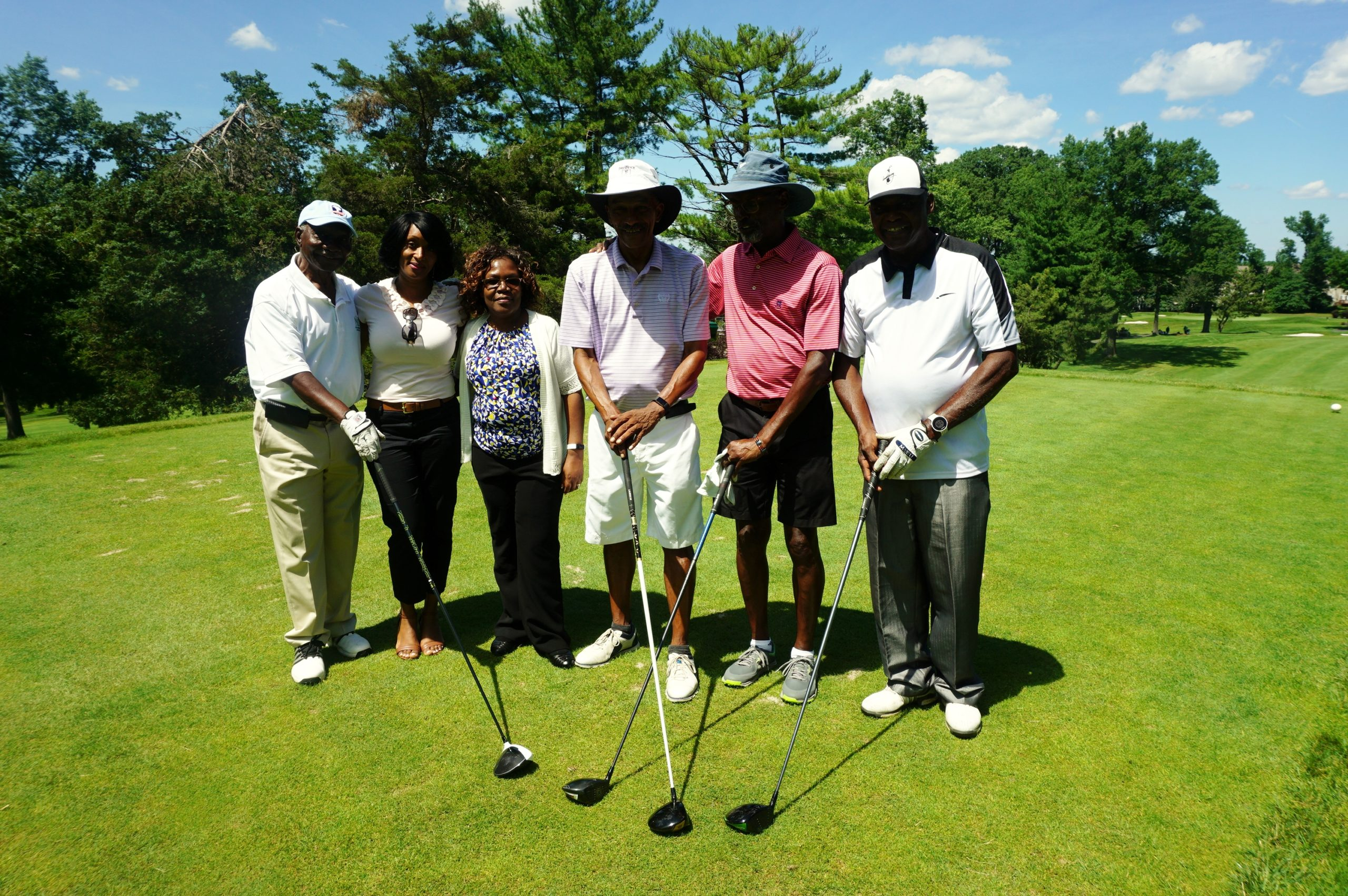 New Community Hosts 25th Annual Golf Classic