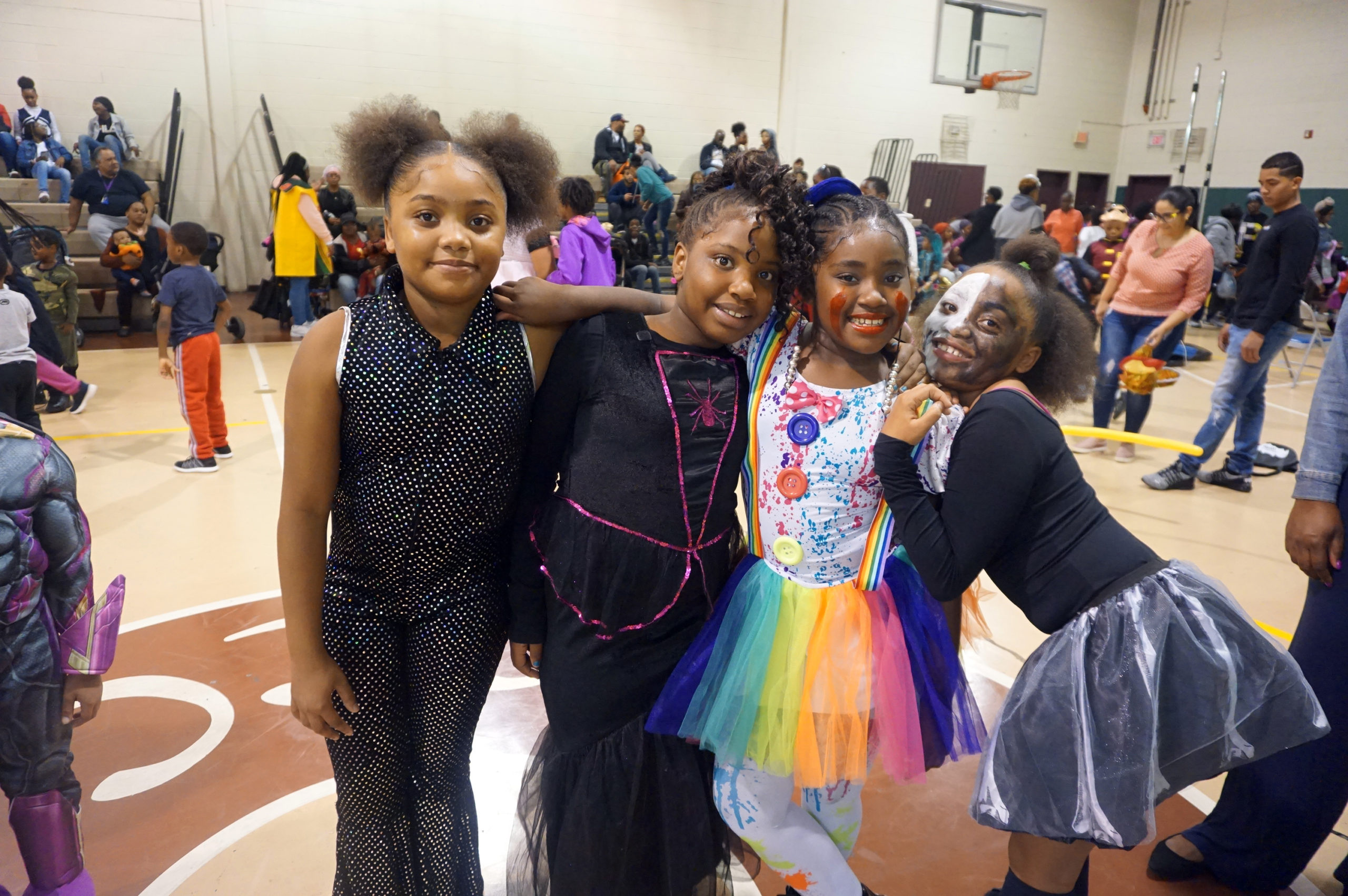 NCC Halloween Party Draws Hundreds