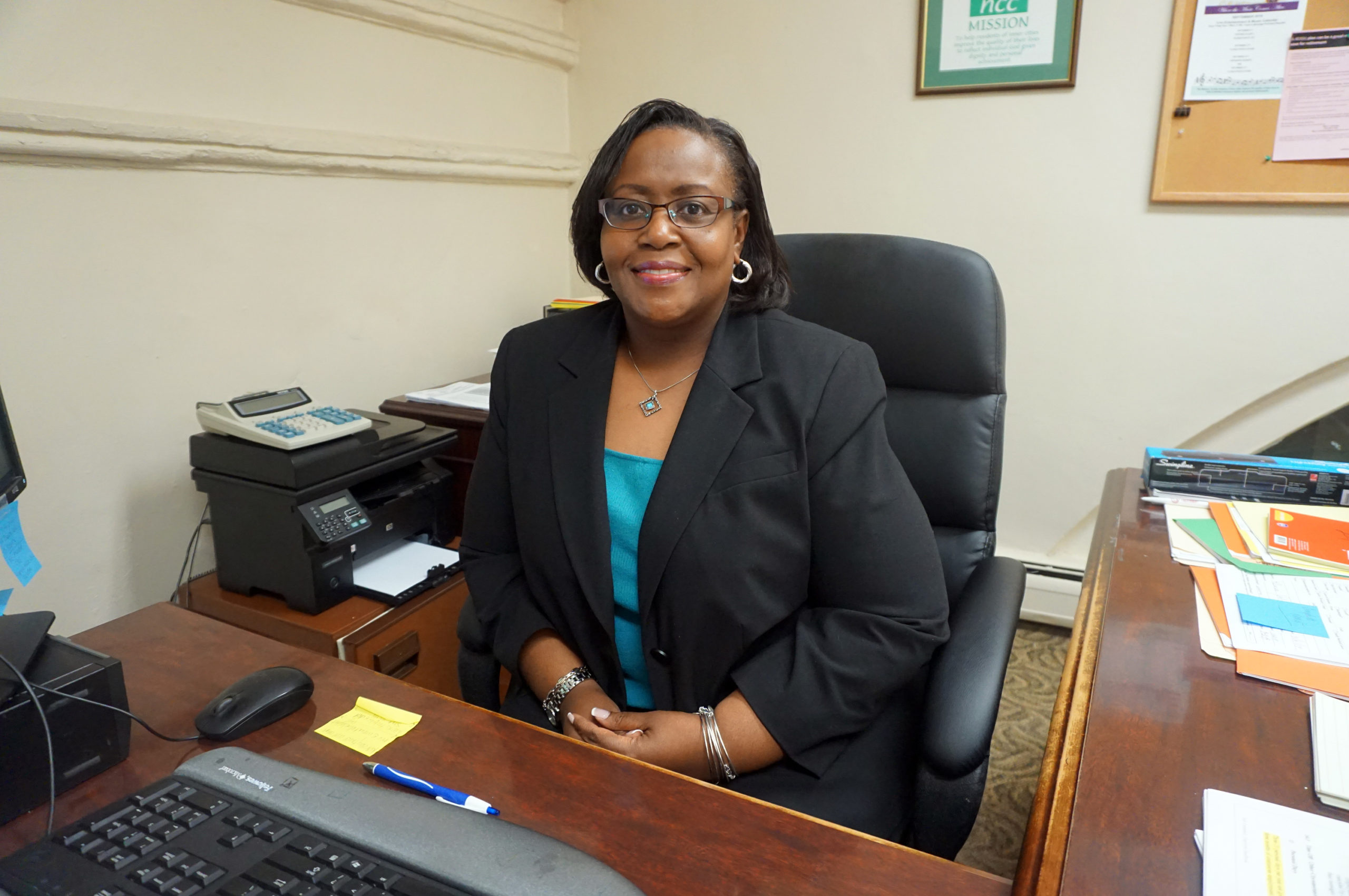 NCC Welcomes New Manager of Human Resources