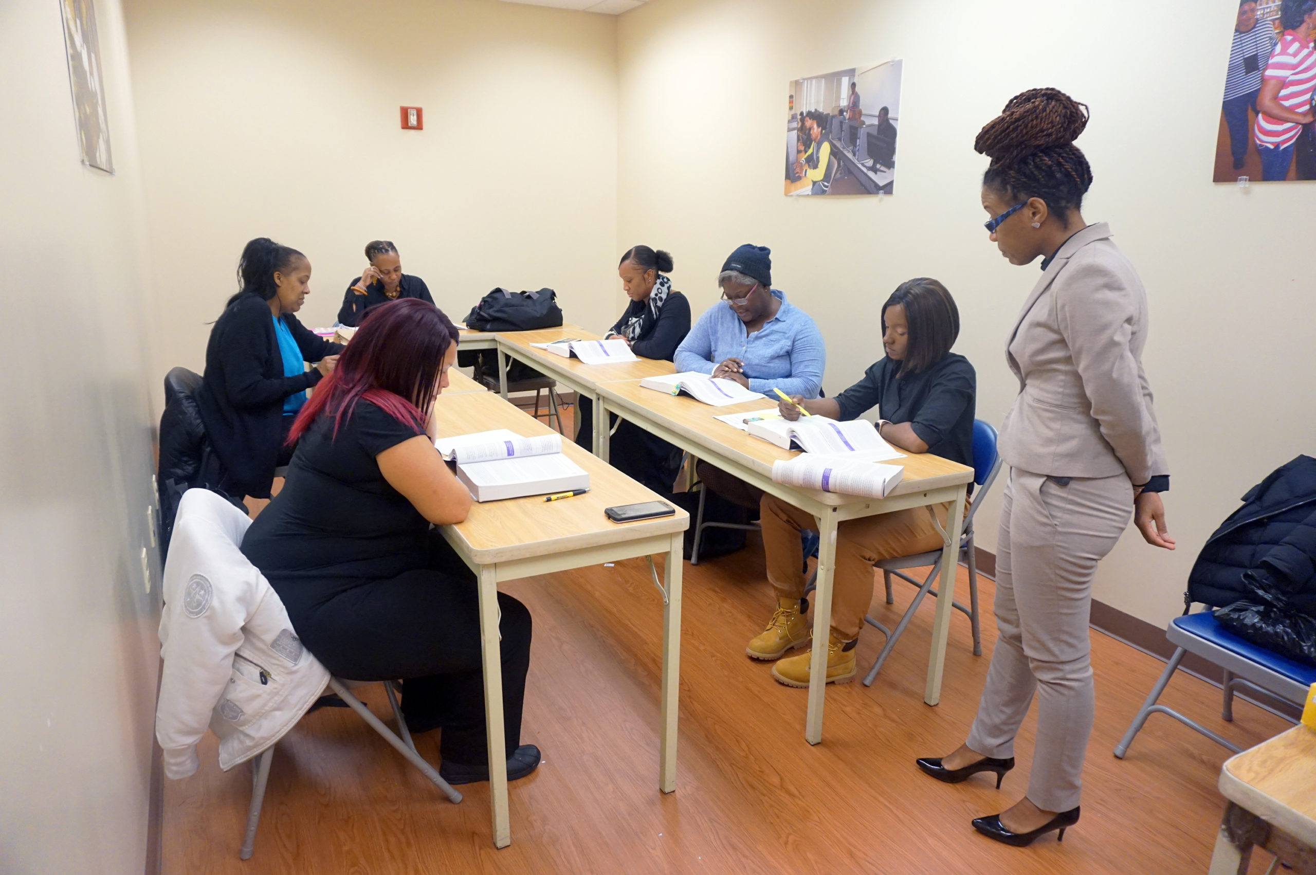 NCCTI Launches Community Healthcare Worker Program