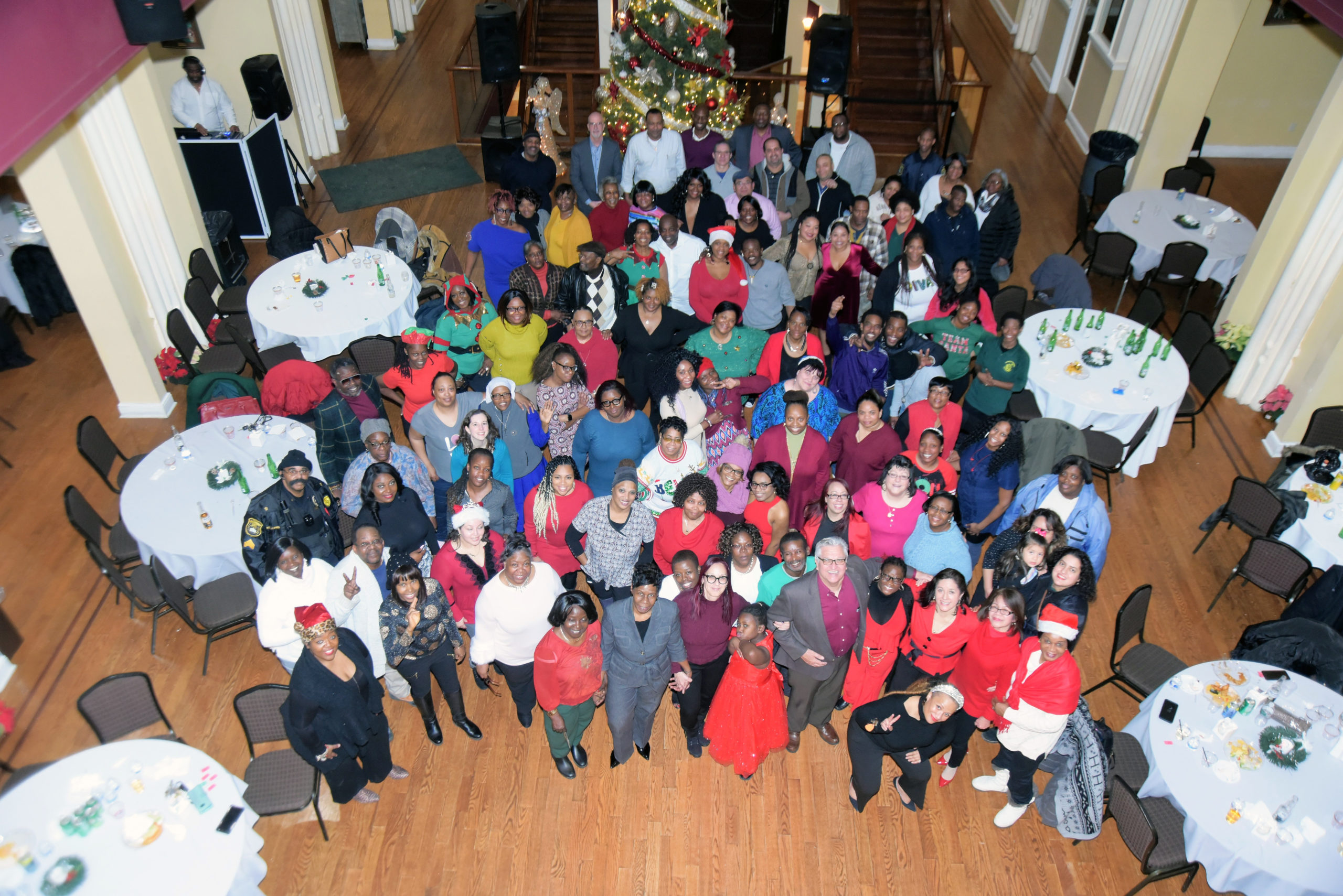 NCC Employees Celebrate the Holidays
