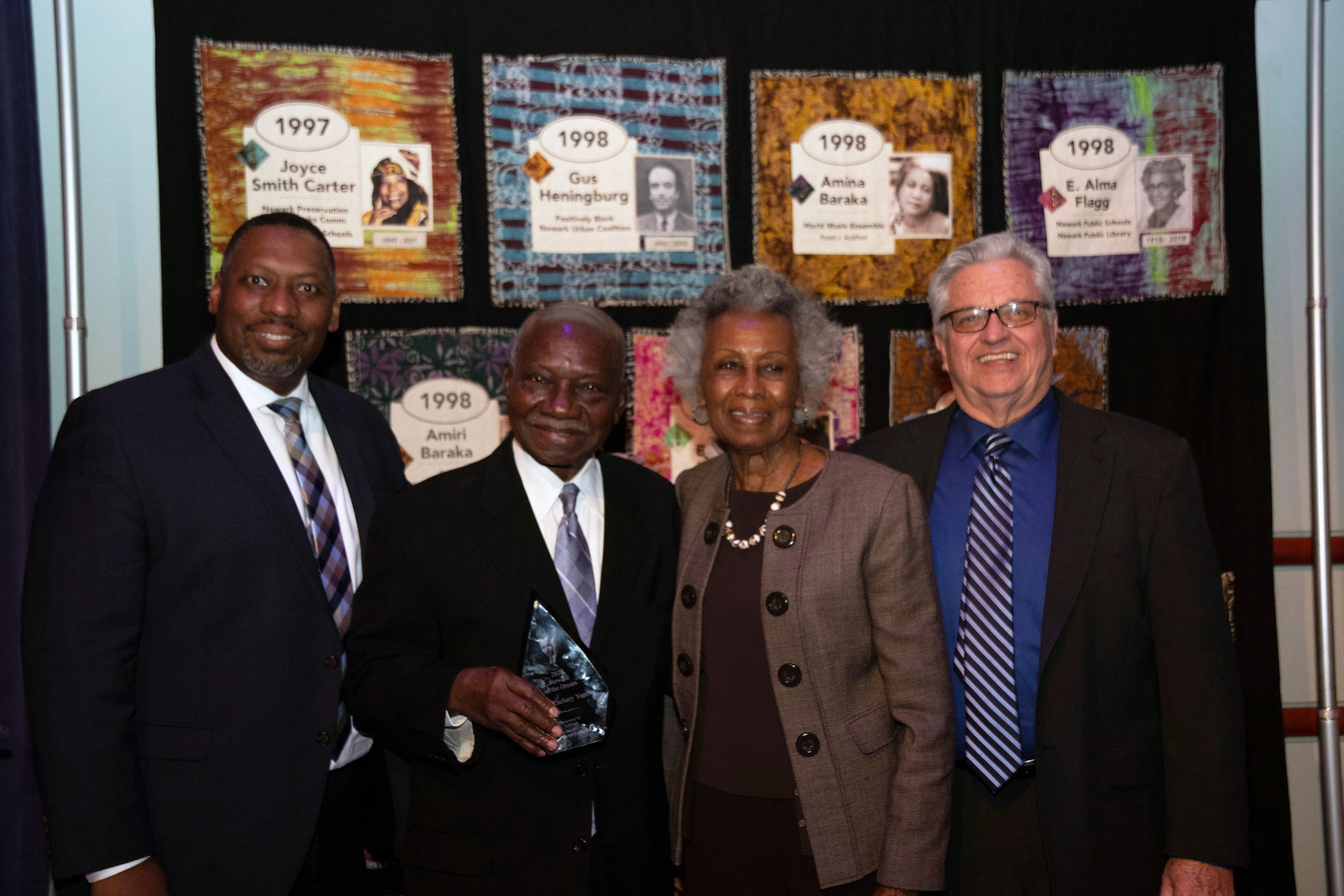 Steward-of-the-Dream-Award-Fred-Hunter-Dr.-Yamba-Madge-Wilson-Richard-Rohrman-by-Kasi-McKoy-Studios