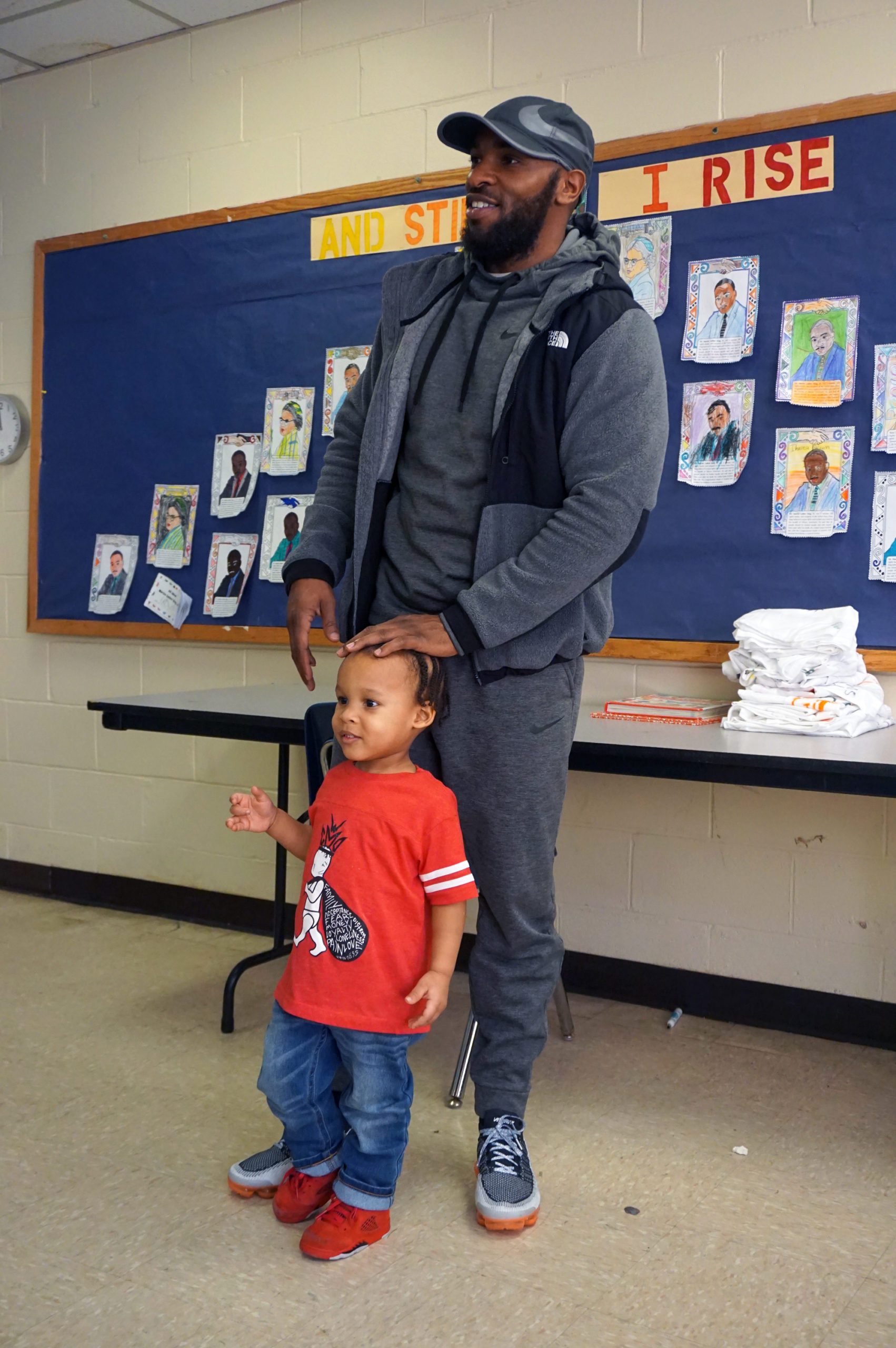 HHELC Cultural Diversity Day 2020 Uncle and Nephew