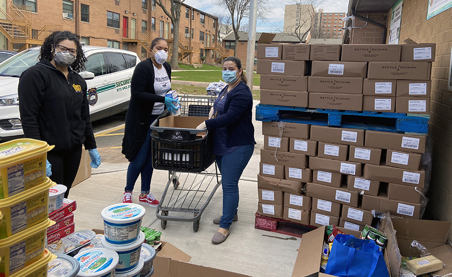 Coping with COVID-19: How New Community is Helping During the Pandemic